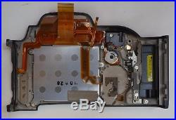 Nikon D3s back cover with LCD repair part