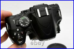 Nikon D5100 16MP DSLR Body Only FOR PARTS OR REPAIR shutter problem