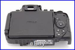 Nikon D5300 Rear Back Cover With LCD Hinge Flex Replacement Repair Part A1044