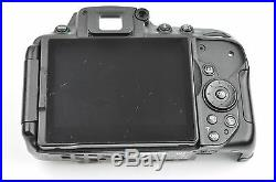 Nikon D5300 Rear Back Cover With LCD Screen Replacement Repair Part EH2540