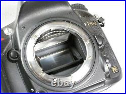 Nikon D610 24.3MP FX DSLR Camera AS IS-for PARTS or REPAIR