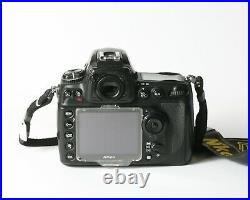 Nikon D700 12MP Digital Camera Body Only FOR PARTS/REPAIR Please Read