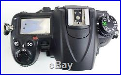 Nikon D7000 16.2MP Digital SLR Camera Black Body Only AS IS For Parts or Repair