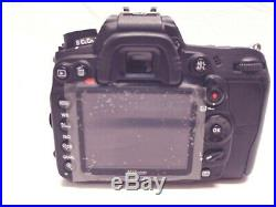 Nikon D7000 Digital Camera Black (Body Only) withAccessories Parts/Repair