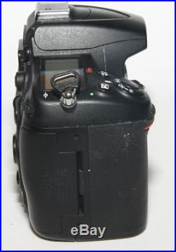Nikon D7000 For Parts Or Repair No Power Signs Of Water Damage D-7000 D 7000