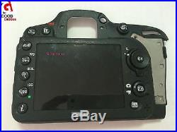 Nikon D7200 Rear Back Cover With LCD Screen Replacement Repair Part