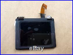 Nikon D750 LCD Screen Display Assembly With Hinge Flex Replacement Repair Part