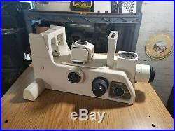 Nikon Diaphot 300 Inverted Microscope Body For Parts Or Repair