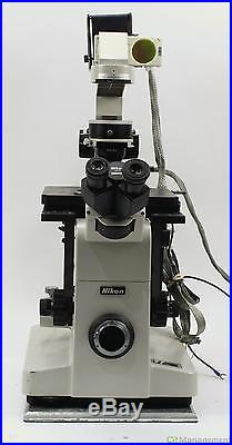 Nikon Diaphot Inverted Microscope for Parts or Repair