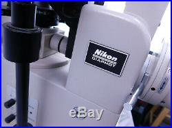 Nikon Diaphot Microscope Untested, Missing Pieces Parts/Repair J01033