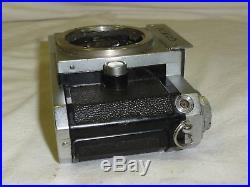 Nikon F Camera Body Only SN6492845 For Parts Or Repair Only