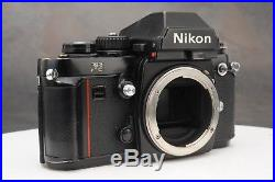 Nikon F3 35mm Film SLR Camera Body Only For Parts / Repair