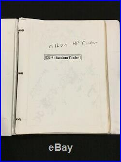 Nikon F3 Repair Manual, Parts List, Exploded & Electrical Diagrams from 1980
