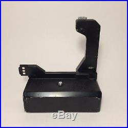 Nikon F36 Cordless Motor Drive Battery Pack Grip (For Parts Or Repair)