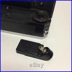 Nikon F36 Motor Drive Camera Back F Series with F Connector (For Parts Or Repair)