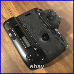 Nikon F5 Body As Is For Parts Or Repair. Does Not Power On