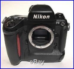 Nikon F5 Professional 35mm SLR Film Camera Body Only US Model FOR PARTS / REPAIR