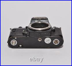 Nikon FA 35mm Film SLR Body Only Untested For Parts Or Repair AS IS