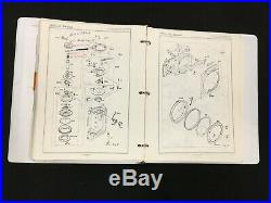 Nikon FE2 Repair Manual, Parts List, Electrical & Exploded Diagrams OEM & Other