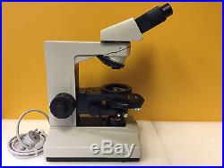 Nikon Labophot, X-Y Stage, 5 Postion Turret Microscope. For Parts / Needs Repair