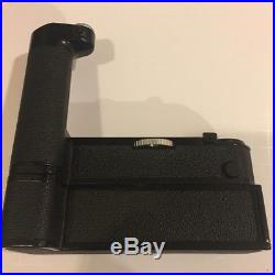 Nikon MB-1 Battery Pack Ms-1 + MD-3 Motor Drive from Japan. For Parts / Repair
