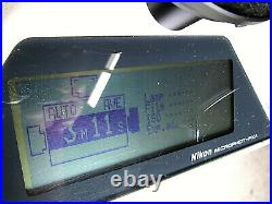 Nikon Microphot-FXA Fluorescent Microscope with Power Supply For PARTS/ REPAIR
