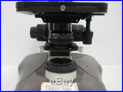 Nikon Microscope Model LABOPHOT-2 For parts or repairs