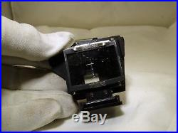Nikon Prism Finder Photomic for F SLR 35mm cameras (parts or repair) AS IS