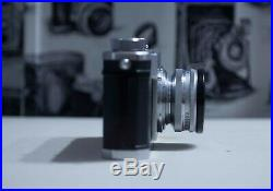 Nikon S Rangefinder, with 50mm 1.4 Lens, for parts or repair, cosmetically exce