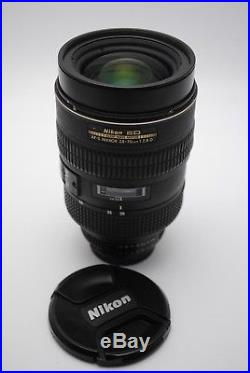 Nikon Zoom-NIKKOR 28-70mm f/2.8 AF-S D IF M/A ED Lens For Parts or Repair Only