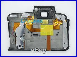 Original Rear Back Cover Case Unit For Nikon D750 Camera Repair Part Without LCD