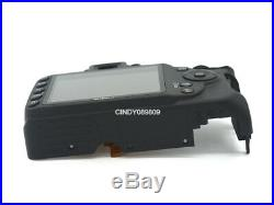 Original Rear Back Cover for Nikon D3200 with LCD and Flex Camera Repair Part