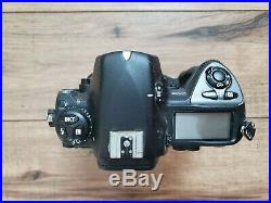 Parts/Repair Nikon D2X 12.4 Megapixel Digital SLR Camera AS IS FREE US SHIPPING