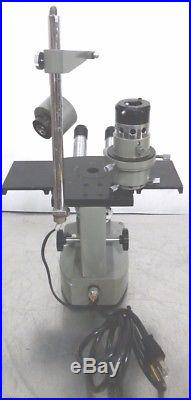 R142433 Nikon EPOI HWF10X Laboratory Microscope with Objectives Parts Repair