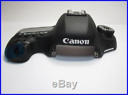 Repair Parts For Canon EOS 5D Mark III 5D3 Top Cover Outer Shell Button Assembly