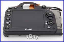 Repair Parts For Nikon D7200 Rear Cover Assembly Authentic Original Part + LCD