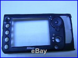 Repair Parts For Nikon D800 D800E Rear Outer Shell BackShell Rear Cover New