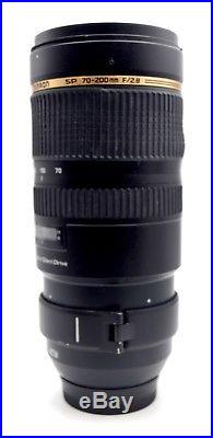 Tamron SP A009 70-200mm f/2.8 Lens For Nikon for Parts/Repair