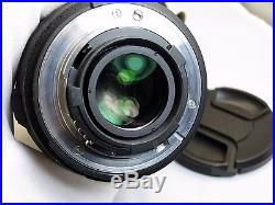 Tamron SP A09 28-75mm f2.8 LD Di IF Lens For Nikon -with issues for parts repair