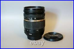 Tamron SP AF 17-50mm f/2.8 XR Di-II VC LD Aspherical For Canon Parts or Repair