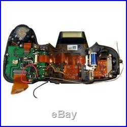 Top Cover Replacement Unit with Top Lcd For Nikon D7000 Camera Repair Part