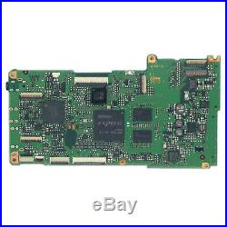 Used Motherboard PCB MCU Assembly Replacement for Nikon D600 Camera Repair Parts