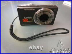 Used & Untested Kodak EasyShare MD81 12.4MP Digital Camera Parts/Repairs Only