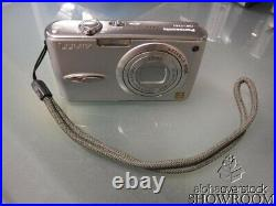 Used & Untested Panasonic LEICA DMC-FX01 Digital Camera Parts Or Repairs Only