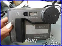 Used & Untested Sony MVC-FD73 Floppy Disk Vintage Camera Parts Or Repair Only