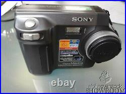 Used & Untested Sony MVC-FD85 Floppy Disk Vintage Camera Parts Or Repair Only