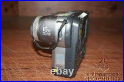 Used & Untested Sony Mavica MVC-FD88 3.1MP Digital Camera Parts Or Repair Only