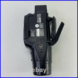 Vtg Nikon Action-8 VN-870 Video Camera Camcorder For Parts or Repair Not Working